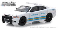 Dodge Charger - Policía de Memphis (Tennesse) (2011)  Greenlight 1/64