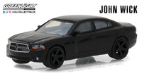 "Dodge Charger SXT ""John Wick"" (2011) Greenlight 1/64"