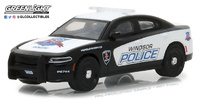 Dodge Charger - Windsor Ontario Canada 150th Anniv (2016) Greenlight 1/64