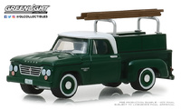Dodge D-100 con escalera (1963) Greenlight 1/64