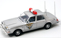 "Dodge Diplomat Seie II ""Ohio State Highway"" (1980) FRR 175706 1/43"