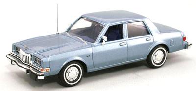 Dodge Diplomat Serie II (1980) FRR 1/43