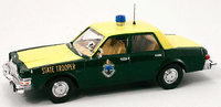 "Dodge Diplomat Serie II ""Vermont State Police"" (1980) FRR 175709 1/43"