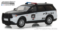 "Dodge Durango ""Special Service Law Enforcement Durango Police"" (2017) Greenlight 1/64"