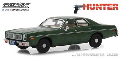 """Dodge Mónaco """"Hunter"""" (1978) Greenlight 1/43"""