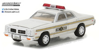 Dodge Mónaco Policia Estatal de Illinois (1978) Greenlight 1/64
