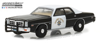 Dodge Monaco - California Highway Patrol (1978) Greenlight 1/64