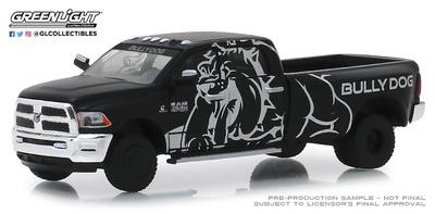 "Dodge Ram 3500 ""Bully dog"" (2018) Greenlight 1/64"