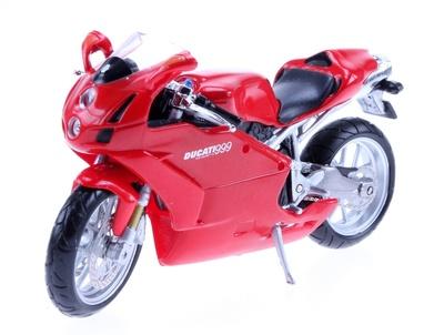 Ducati 999 Testatretta (2006) Altaya 1/24
