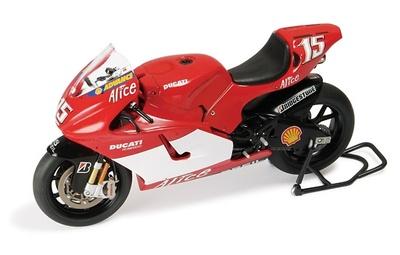 Ducati Desmosedici GP6 Presentación nº 15 Sete Gibernau (2006) Ixo 1/12