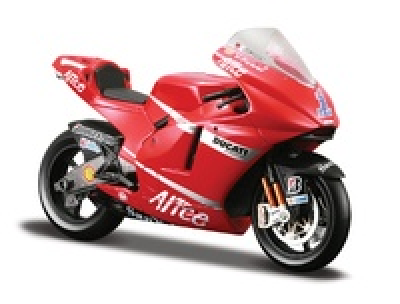 Ducati Desmosedici nº 1 Casey Stoner (2008) Maisto 1/10