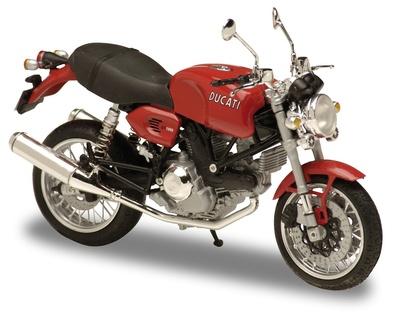 Ducati GT 1000 (2005) Solido 1/18