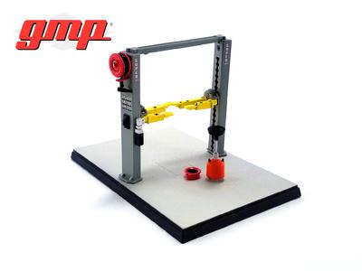 Elevador de taller de doble columna GMP 1/43
