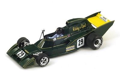 """Ensign N173 """"GP. Francia"""" Rikki von Opel (1973) Spark 1:43"""