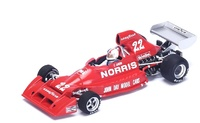 "Ensign N174 ""GP. Long Beach"" nº 22 Chris Amon (1976) Spark 1:43"