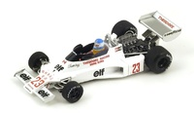 """Ensign N177 5º """"GP. Canadá"""" nº 23 Patrick Tambay (1977) Spark 1:43"""