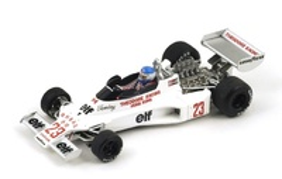 "Ensign N177 ""5º GP. Canada"" nº 23 Patrick Tambay (1977) Spark 1:43"