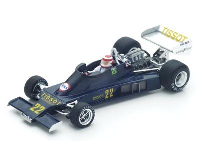 """Ensign N177 """"GP. Alemania"""" nº 22 Nelson Piquet (1978) Spark 1:43"""