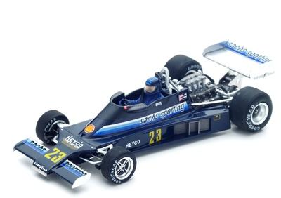 "Ensign N177 ""GP. Alemania"" nº 23 Harald Ertl (1978) Spark 1:43"