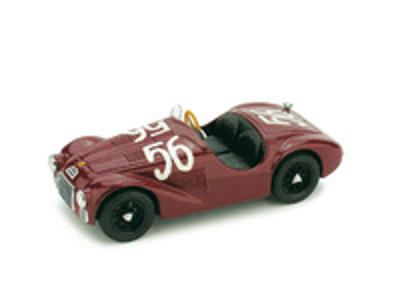 "Ferrari 125 S ""GP. de Roma"" nº 56 F. Cortesse (1947) Brumm 1/43"
