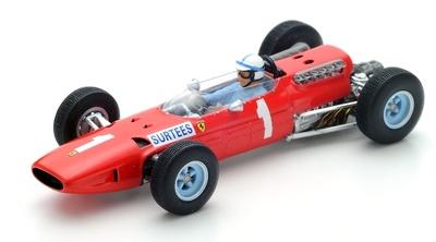 "Ferrari 1512 ""GP. Gran Bretaña"" nº 1 John Surtees (1965) Look Smart 1/43"