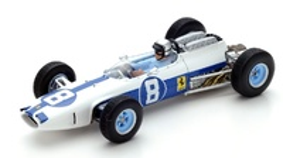 "Ferrari 1512 ""GP. México"" nº 8 Lorenzo Bandini (1964) Look Smart 1/43"