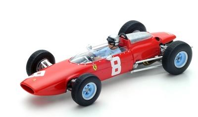 "Ferrari 156 ""GP. Austria"" nº 8 Lorenzo Bandini (1964) Look Smart 1/43"