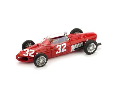 "Ferrari 156 ""GP. Italia"" nº 32 Giancarlo Baghetti (1961) Brumm 1/43"