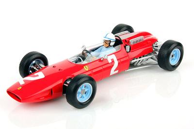 "Ferrari 158 ""1º GP Italia"" nº 2 John Surtees (1964) Look Smart 1/18"