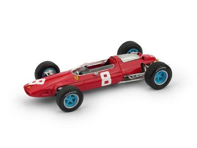 "Ferrari 158 F1 ""1º GP. Austria"" nº 8 Lorenzo Bandini (1964) Brumm 1/43"