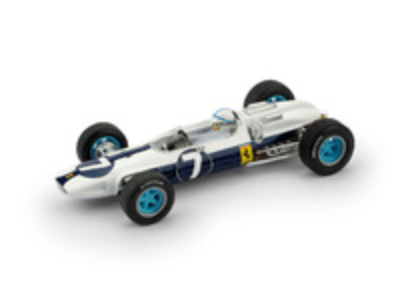 "Ferrari 158 F1 ""2º GP. México"" nº 7 John Surtees (1964) Brumm 1/43"