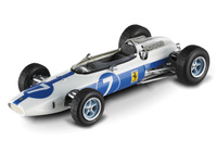 "Ferrari 158 F1 ""GP. Mexico"" nº 7 John Surtees (1964) Hot Wheels 1/43"