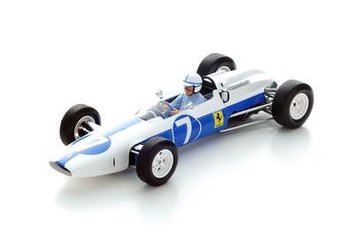 "Ferrari 158 ""GP. México"" nº 7 John Surtees (1964) Look Smart 1/18"