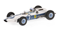 "Ferrari 158 ""GP. México"" nº 7 John Surtees (1964) Spark Red Line 1/43"