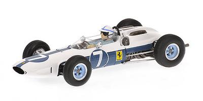 "Ferrari 158 ""GP. México"" nº 7 John Surtees (1964) Spark Red Line 1/43"