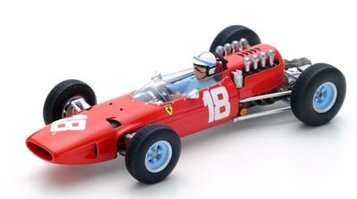 "Ferrari 158 ""GP. Mónaco"" nº 18 John Surtees (1965) Look Smart 1/43"