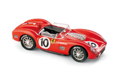 "Ferrari 250 TR59 ""Nascau Trophy Race"" nº 10 P. Rodriguez (1959) Brumm 1/43"