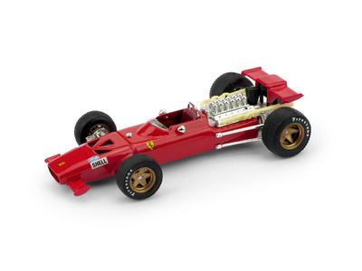 Ferrari 312 F1 Prueba Modena Radiador de aceite Chris Amon (1969) Brumm 1/43