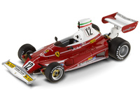 "Ferrari 312 T ""GP. Italia"" nº 12 Niki Lauda (1975) Hot Wheels 1/43"