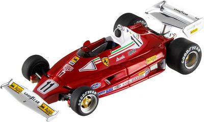 "Ferrari 312 T2 ""1º GP Alemania"" nº 11 Niki Lauda (1977) Hot Wheels 1/43"