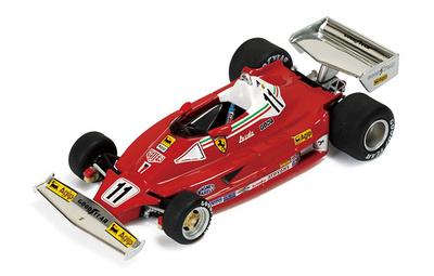 "Ferrari 312 T2 ""GP. Alemania"" nº 11 Niki Lauda (1977) Ixo 1/43"