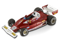"Ferrari 312 T2 ""GP. Holanda"" nº 11 Niki Lauda (1977) Hot Wheels 1/43"