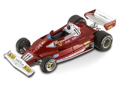 "Ferrari 312 T2 ""GP. Holanda"" nº 11 Niki Lauda (1977) Hot Wheels 1/43"