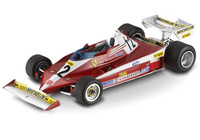 "Ferrari 312 T3 ""GP. Canadá"" nº 12 Gilles Villeneuve (1978) Hot Wheels 1/43"