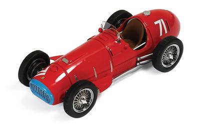 "Ferrari 375 F1 ""1º GP Alemania"" nº 71 Alberto Ascari (1951) Ixo 1/43"