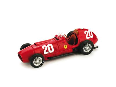 "Ferrari 375 F1 12c. ""6º GP. Suiza"" nº 20 Alberto Ascari (1951) Brumm 1/43"