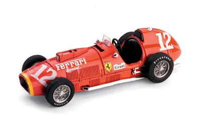 "Ferrari 375 ""GP. Indianapolis"" nº 12 Alberto Ascari (1952) Brumm 1/43"