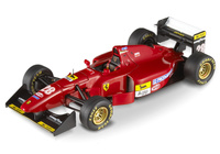Ferrari 412 T1B nº 28 Gerhard Berger (1994) Hot Wheels 1/43