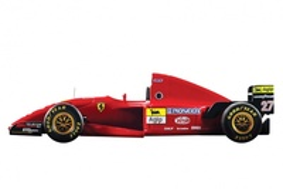 "Ferrari 412 T2 ""GP. Canadá""  nº 27 Jean Alesi (1995) TSM 1/43"