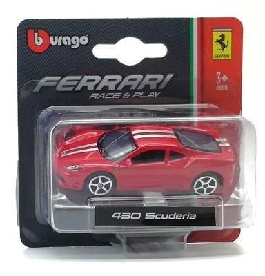 Ferrari 430 Scudería (2004) Bburago 1/64